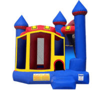 4-1 Backyard Combo Castle Dry 14x18